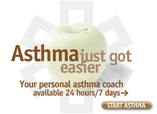 Manage your asthma better using our asthma manager to track your peak flows.
